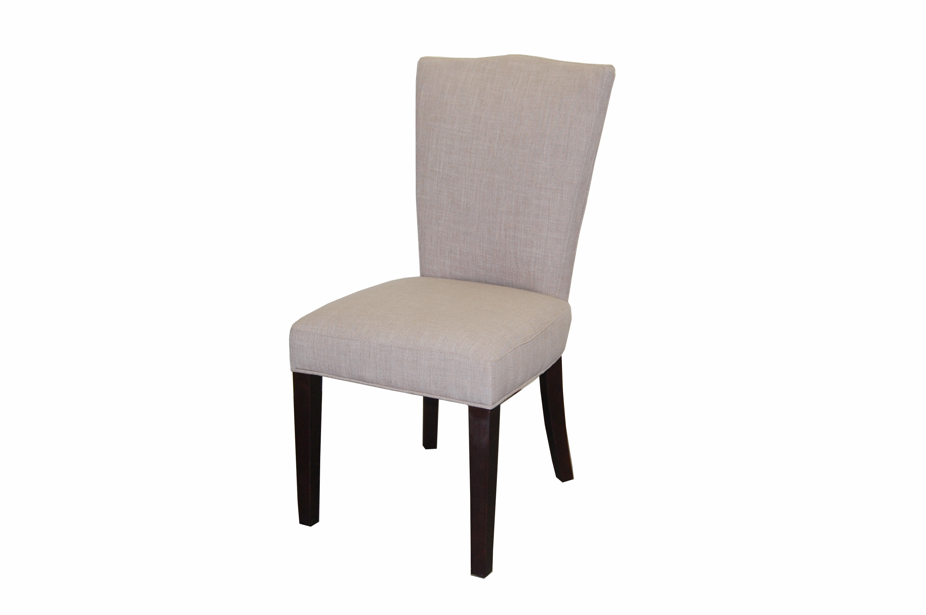 Dayton Dining Chair In Light Grey Fabric FAB168-3